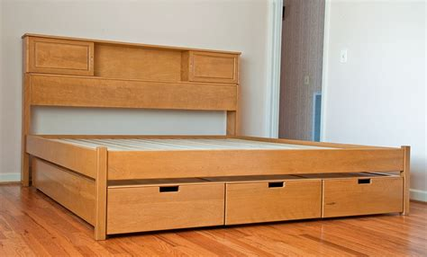 Finnwood Designs Is The Place For Your Custom Platform Bed