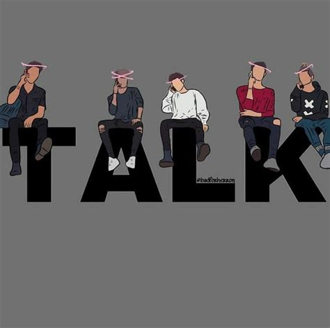 talk  dont  wallpapers    dont  band