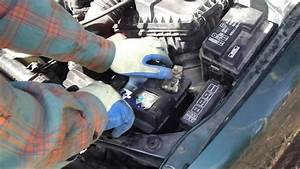 How To Change Battery In Toyota Corolla  Years 1996