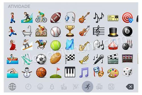 baixar emoji para o ios 4.2