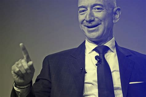 Amazon CEO Jeff Bezos Joins Flood of Corporate Rivals ...