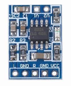 5v Usb Audio Amplifier Circuit Diagram