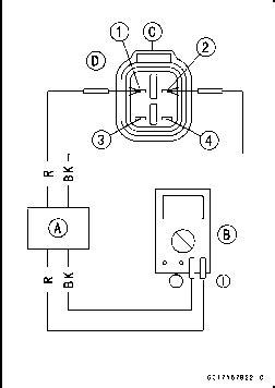 subthrottle valve actuator service code 62 kawasaki z750