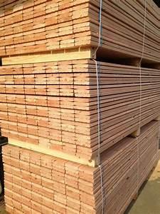 Lame De Terrasse Composite Longueur 4m : lame terrasse douglas 28x140 bombee le m2 terrasse bois ~ Melissatoandfro.com Idées de Décoration
