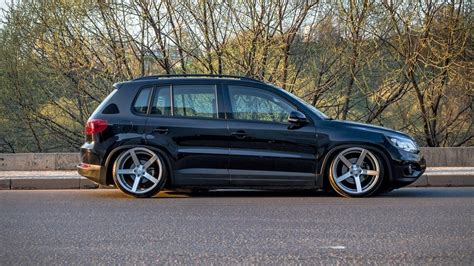 Cool dropped VW Tiguan - Cars One Love