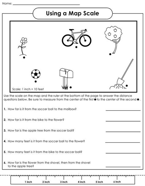 Math Scale Factor Worksheets  Scale Factors Worksheetsscale Factor Worksheet 8th Grade