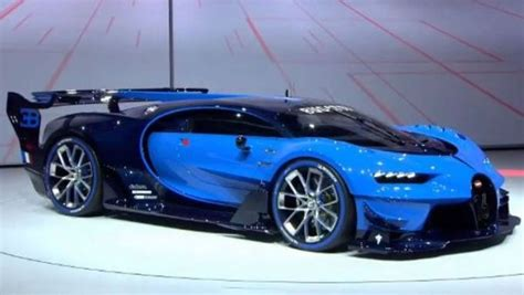 Or how he snagged both matching chiron and the vision gt? 2016 Bugatti Vision Gran Turismo Price, Release Date, HP