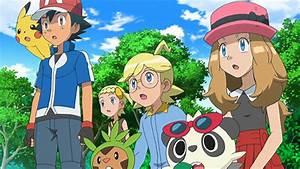 pokemon tv seasons