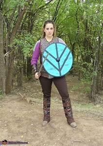 Lagertha, Viking Shield Maiden - Halloween Costume Contest ...