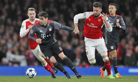 Arsenal vs Bayern Munich Video Highlights (Friendly)