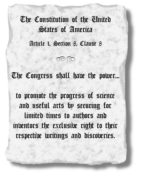us constitution article 1 section 8 inventive thinking and creativity gallery