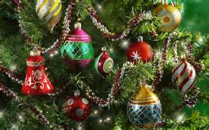 gorgeous christmas tree ornaments hd wallpapers 15 holiday wallpapers free download