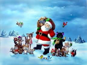 picturespool happy merry wallpapers