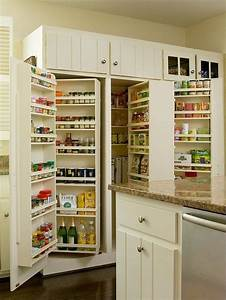 Pantry Cabinet ... Pantry Organizers