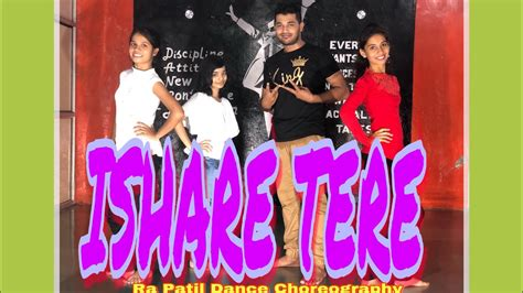 Ishare Tere || Dance Video Song || Guru Randhawa, Dhvani