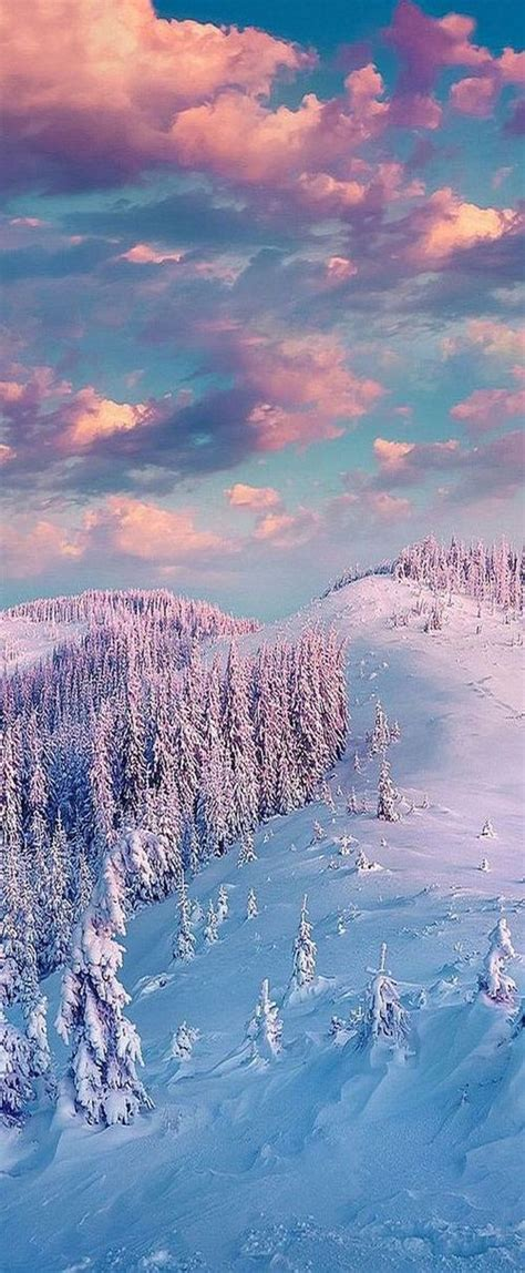 Aesthetic Winter Wallpaper by Winter Wallpaper Snow Aesthetics Iphone