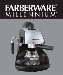 Toastmaster Espresso Maker Fes4b User Guide