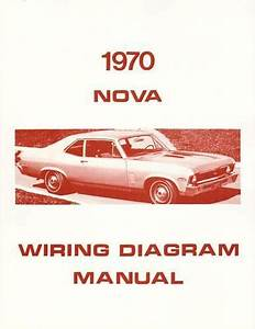 1970 Nova Wiring Diagram Manual