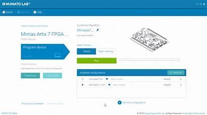 Verify Fpga System Help Management Numato Erase