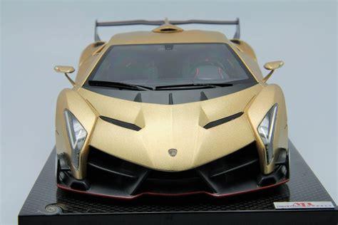 Lamborghini Veneno Gold 2017 Ototrendsnet
