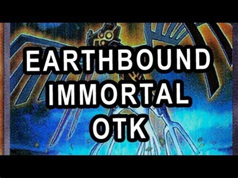 Yugioh Earthbound Immortal Deck Profile by Bistro Butcher Otk Retro Deck Doovi
