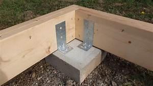 comment fixer un abris de jardin sur une dalle beton