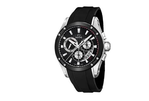jaguar firma  nuovo cronografo  luomo chic leichicit