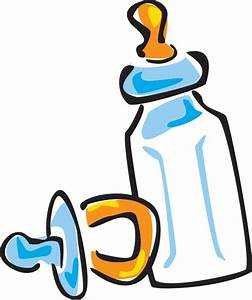 Baby Bottle Clipart - Clipart Suggest