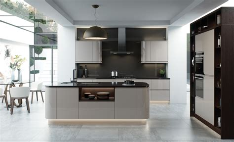 strada gloss kitchen cashmere pat payne kitchens