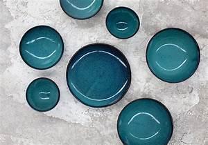 Assiette Bleu Canard : le bleu roi de nos int rieurs elle d coration ~ Teatrodelosmanantiales.com Idées de Décoration