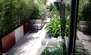 Emejing salon de jardin pour terrasse appartement for Idee amenagement exterieur maison 13 jardiniares sur mesure dans tout leur art pour amenager