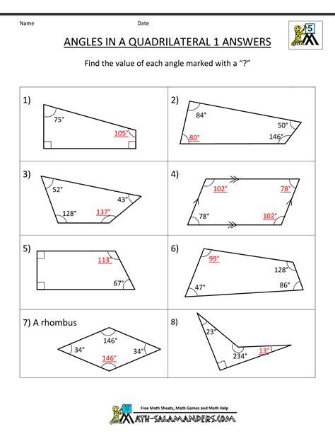 5th grade geometry