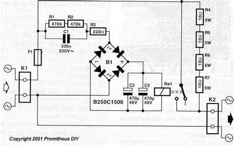 einschaltstrombegrenzung elektronik elektrotechnik