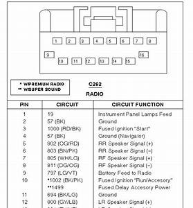 35 2006 Ford Fusion Stereo Wiring Diagram