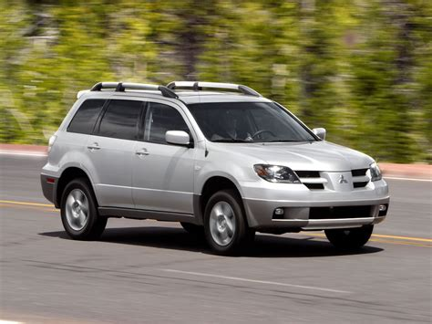 Mitsubishi Outlander 2006 by Car In Pictures Car Photo Gallery 187 Mitsubishi Outlander