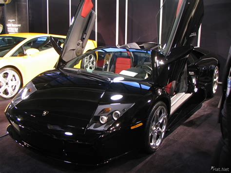 Car Sight Lamborghini Murcielago Roadster Info
