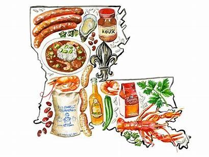 Louisiana Bayou State Bring Kitchen Recipes Missing