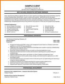 Chemical Engineering Resumes Sles by 7 Entry Level Chemical Engineering Resume Cashier Resumes