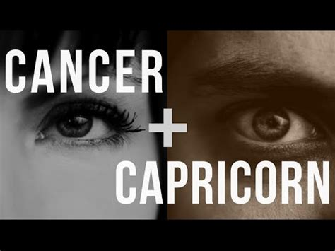 cancer capricorn compatibility