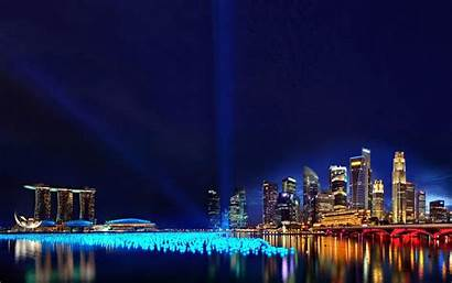 Singapore Wallpapers Background Backgrounds Desktop Cities Wall