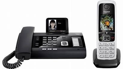 Telefon Gigaset Mobilteil Analog Anrufbeantworter C430hx Schnurgebundenes