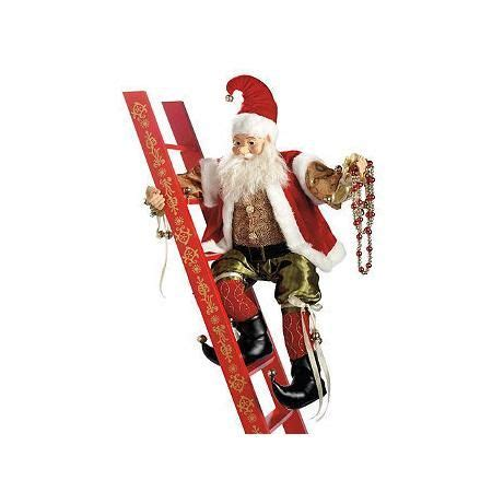 set of three pixie elves frontgate outdoor christmas decorations animated climbing with ladder frontgate decorations animated
