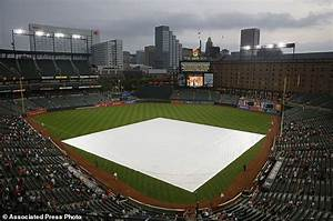 Yankees-Orioles postponed by rain; makeup set for July ...