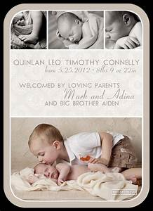 free birth announcement template baby avery rosalie With free online birth announcements templates
