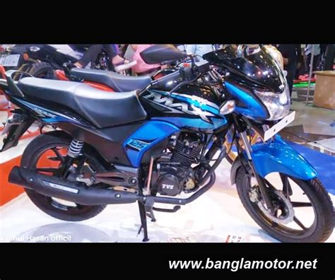 Tvs Max 125 by Tvs Max 125 Price In Bd 2019 ব স ত র ত তথ য