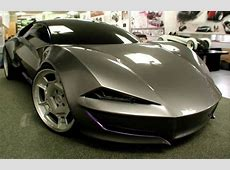 De Tomaso Ghepardo Concept Details and Photos autoevolution