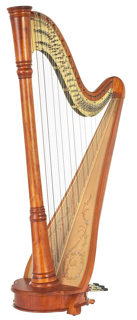 what is a l harp the aldeburgh