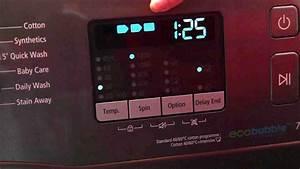 Samsung Eco-bubble 7kg Washing Machine