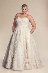 plus size wedding dresses leah s designs With pink plus size wedding dresses