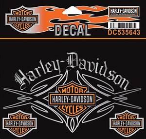 Harley Davidson Aufkleber : harley davidson aufkleber und aufn her im thunderbike shop ~ Jslefanu.com Haus und Dekorationen